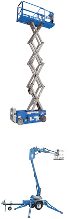 Aerial Lift Equipment Rental