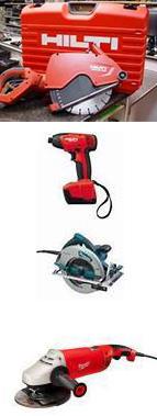 Electric Tool Rentals