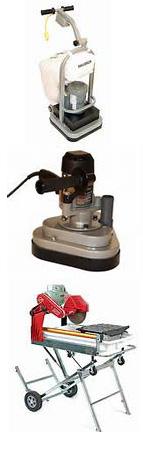 Flooring Equipment Rentals